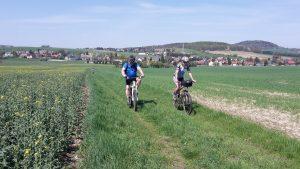 Frühlingstour ca. 50-60 km @ Treffpunkt Druckerei Dünnbier, Großschönau