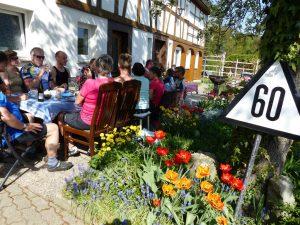 Sommer-Tour 80 km @ Druckerei Dünnbier   Großschönau   Sachsen   Deutschland